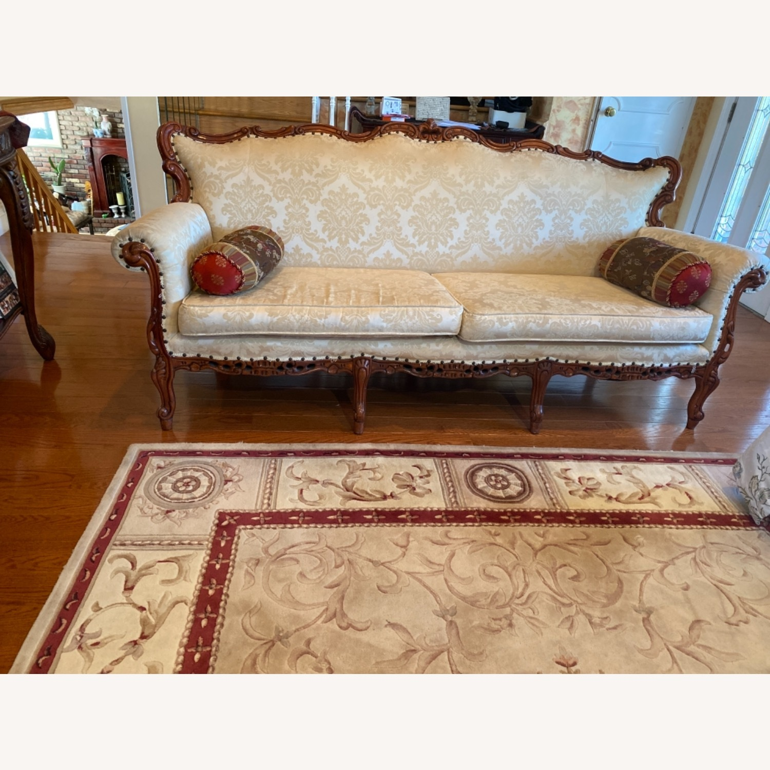 Antique Couch - image-1