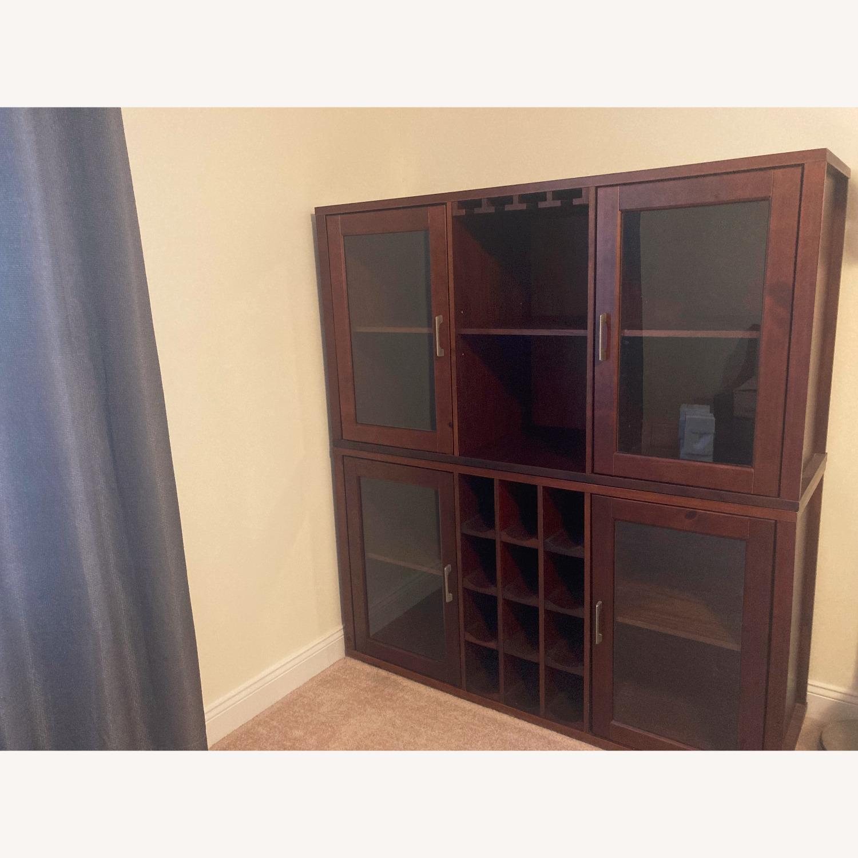 Wine Storage Wall Unit - image-2