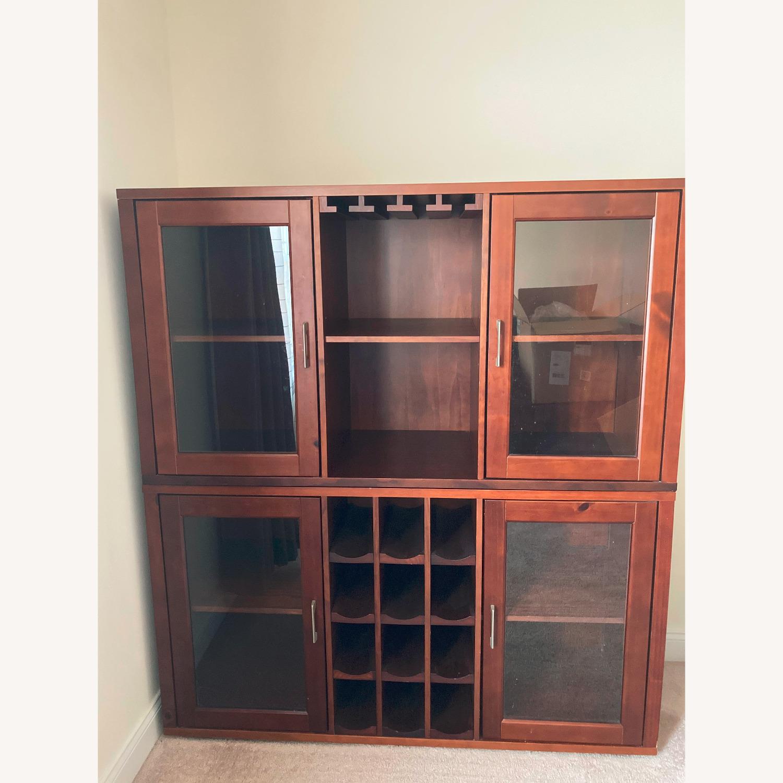 Wine Storage Wall Unit - image-1