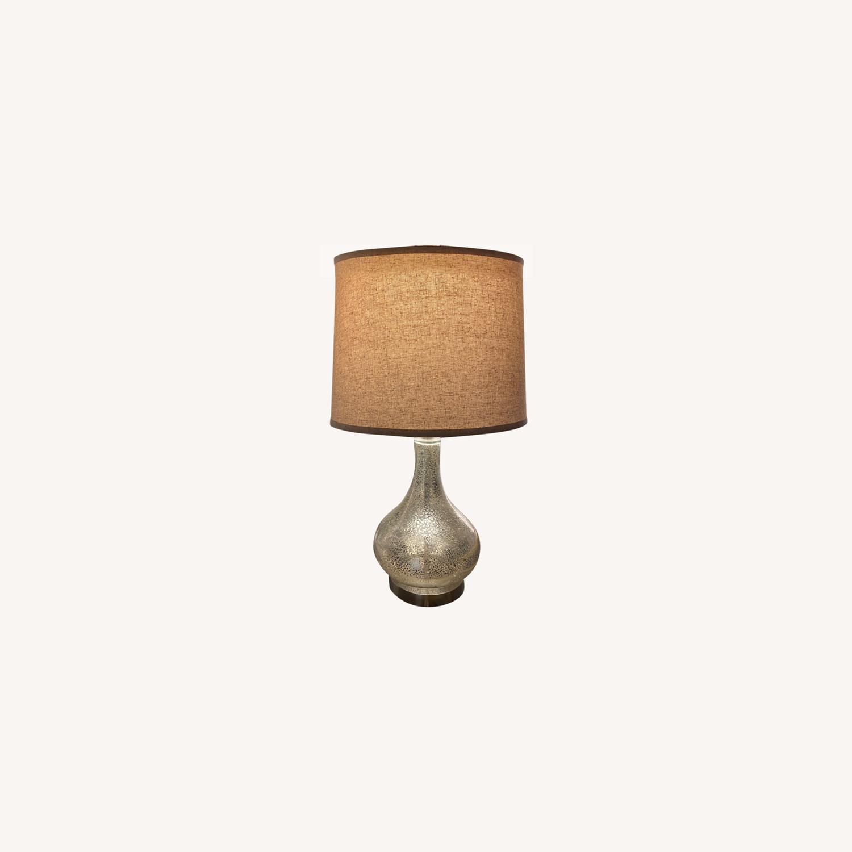 Joss & Main Glass Table Lamp - image-0