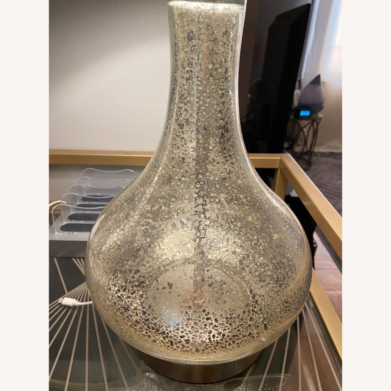 Joss & Main Glass Table Lamp - image-2