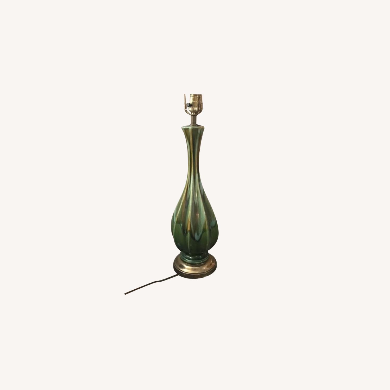 Vintage Retro 1960 Table Lamp Custom Made - image-0
