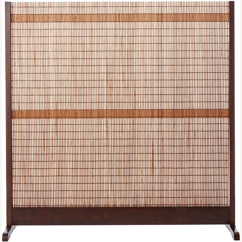 Oriental Furniture 6 1/4 ft. Room Divider - image-1