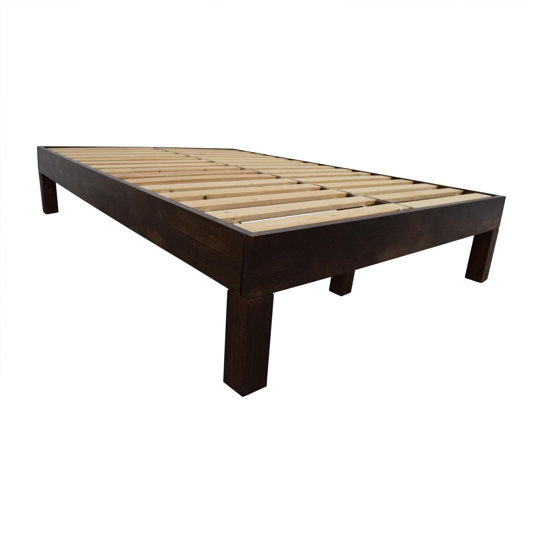 West Elm Boerum Full Bed Frame - image-2