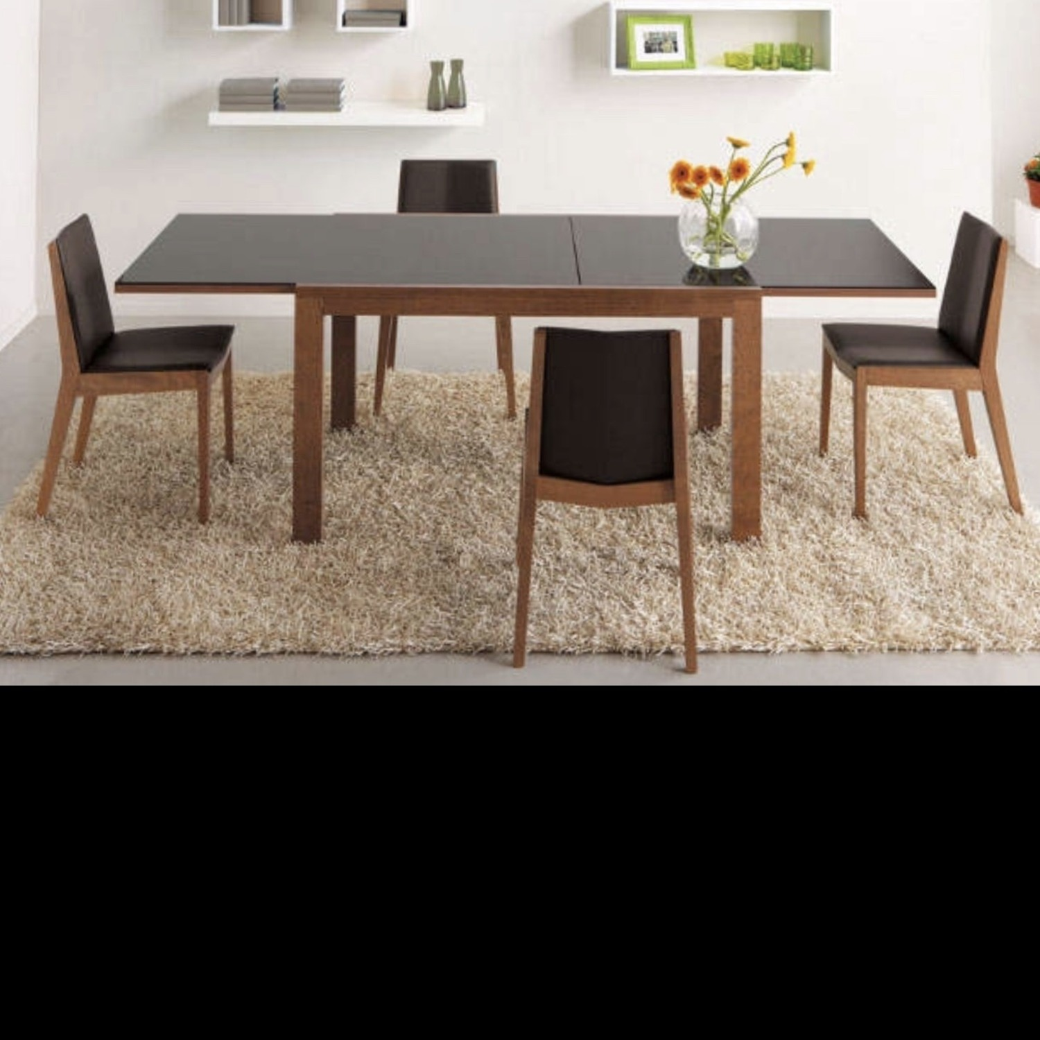Calligaris Extendable Dining Table - image-2