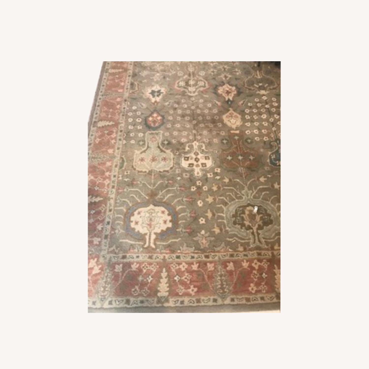 Pottery Barn Wool rug - image-4