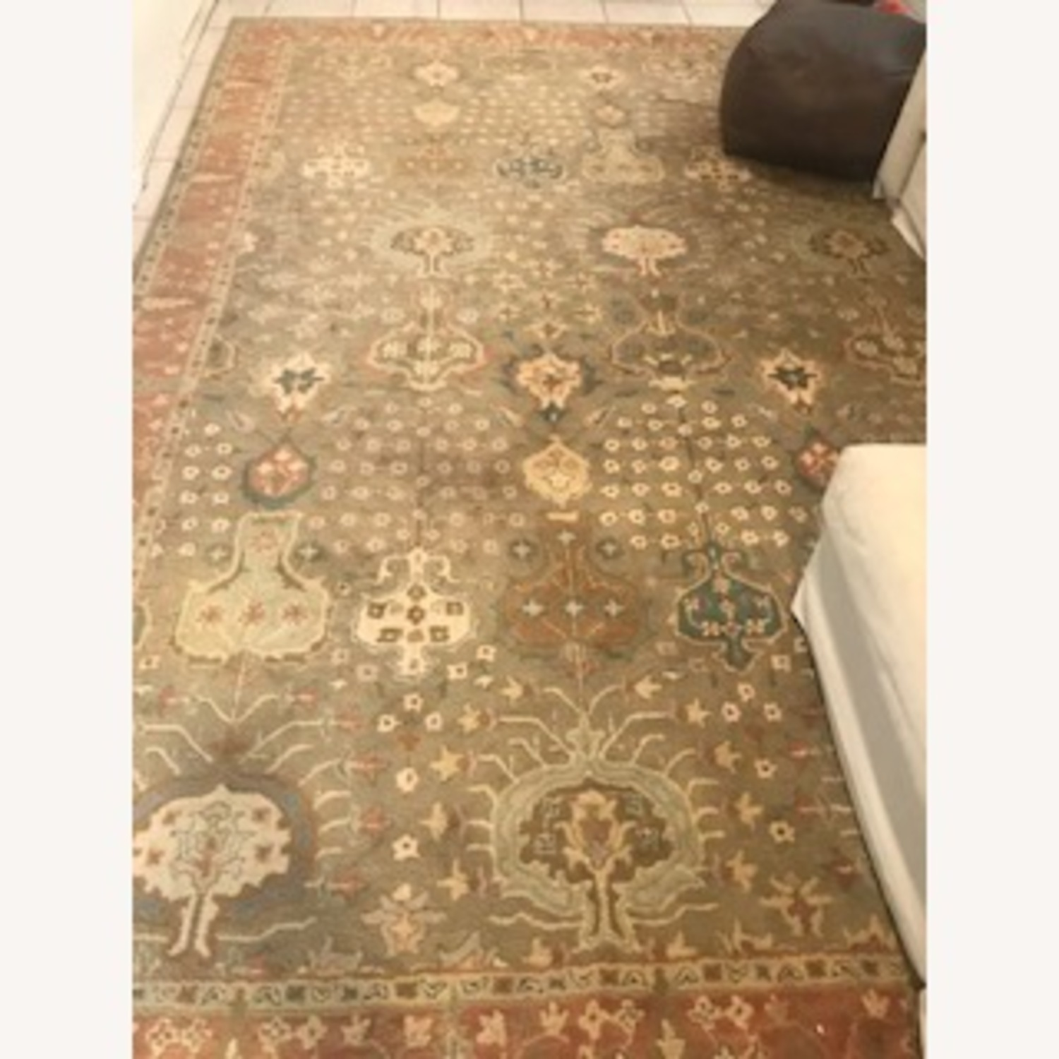 Pottery Barn Wool rug - image-2