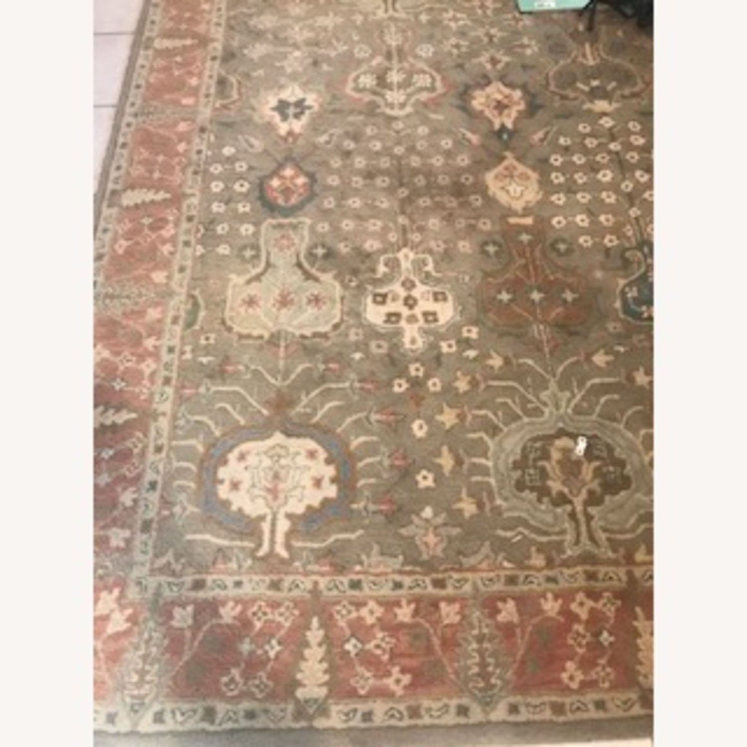 Pottery Barn Wool rug - image-1