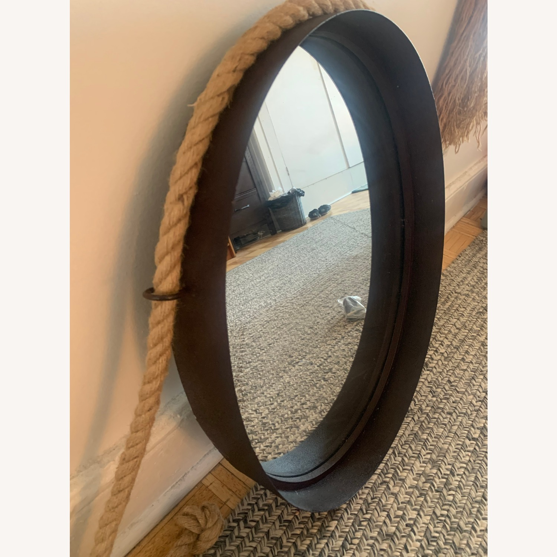 Hanging Wall Mirror - image-3