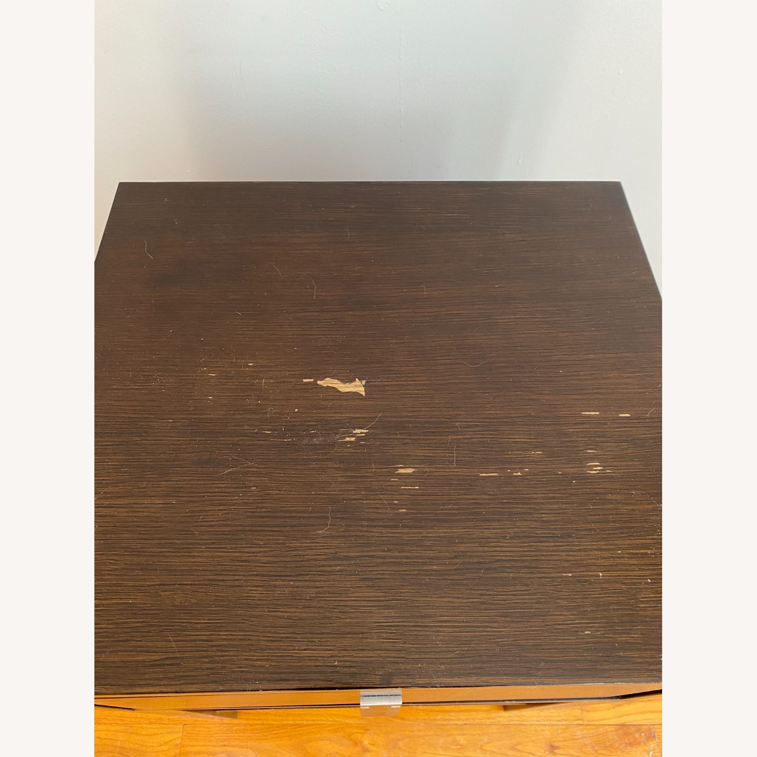West Elm Niche Nightstand Small Chocolate - image-2