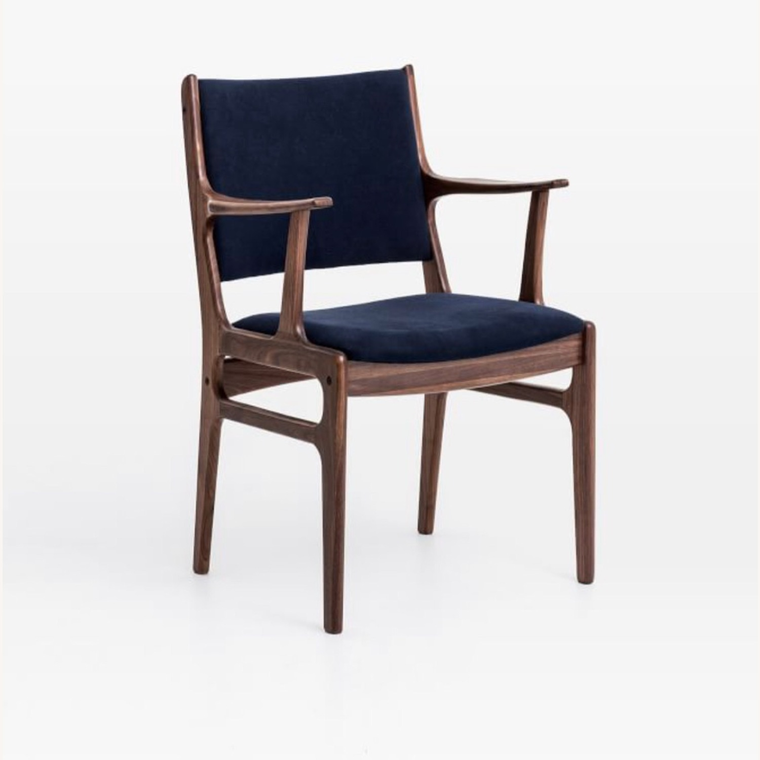 West Elm Coppice Upholstered Armchair - image-1