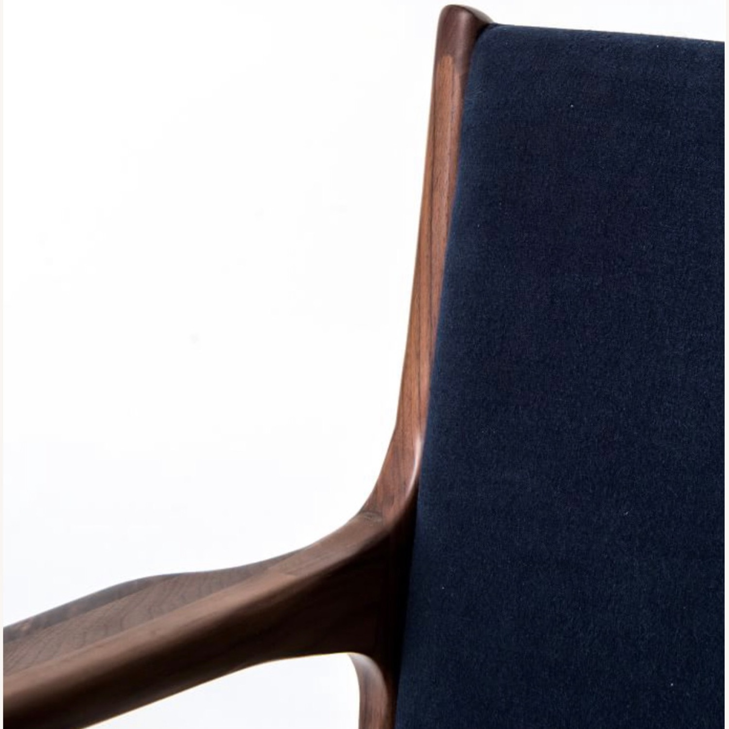 West Elm Coppice Upholstered Armchair - image-3