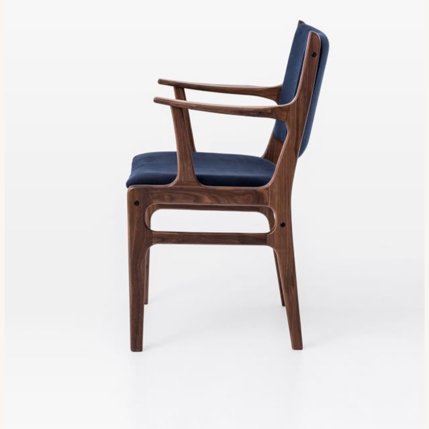 West Elm Coppice Upholstered Armchair - image-2