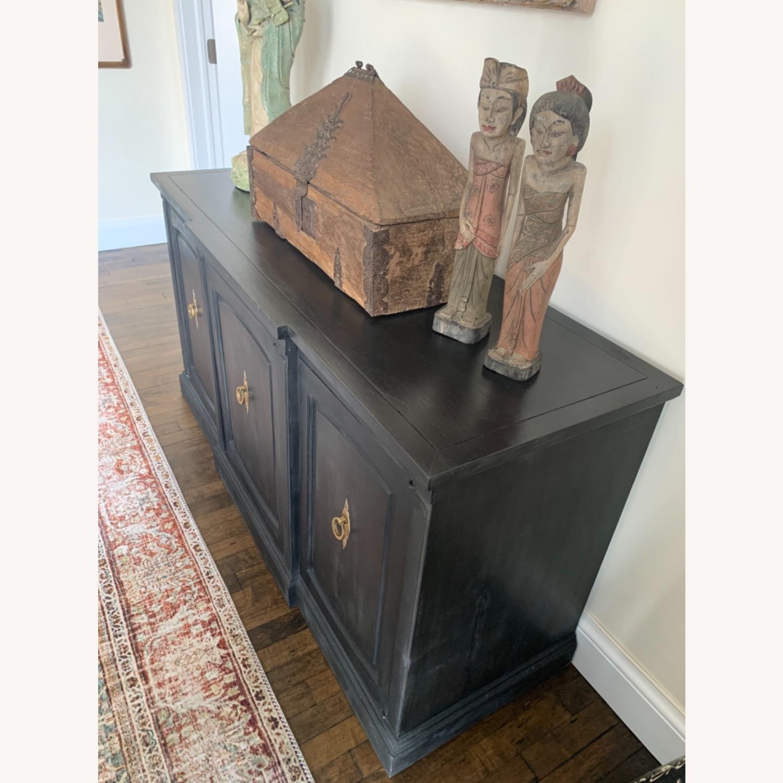 Antique Refinished English Sideboard - image-2