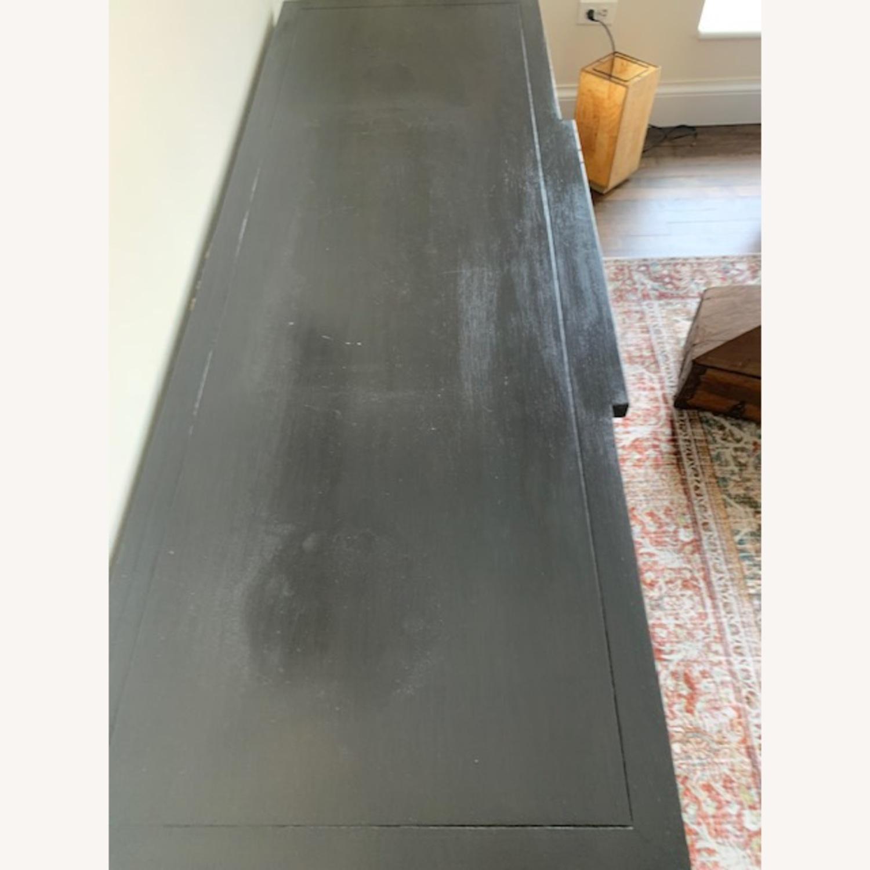 Antique Refinished English Sideboard - image-5