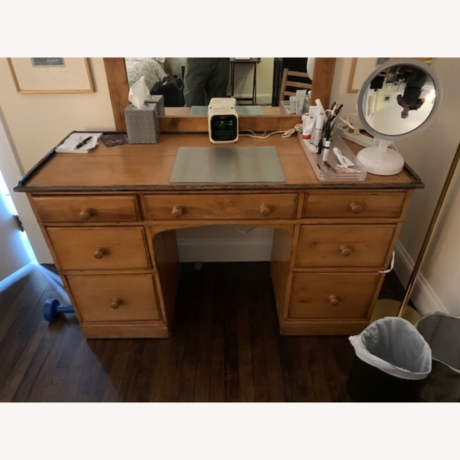 Antique Desk - image-0
