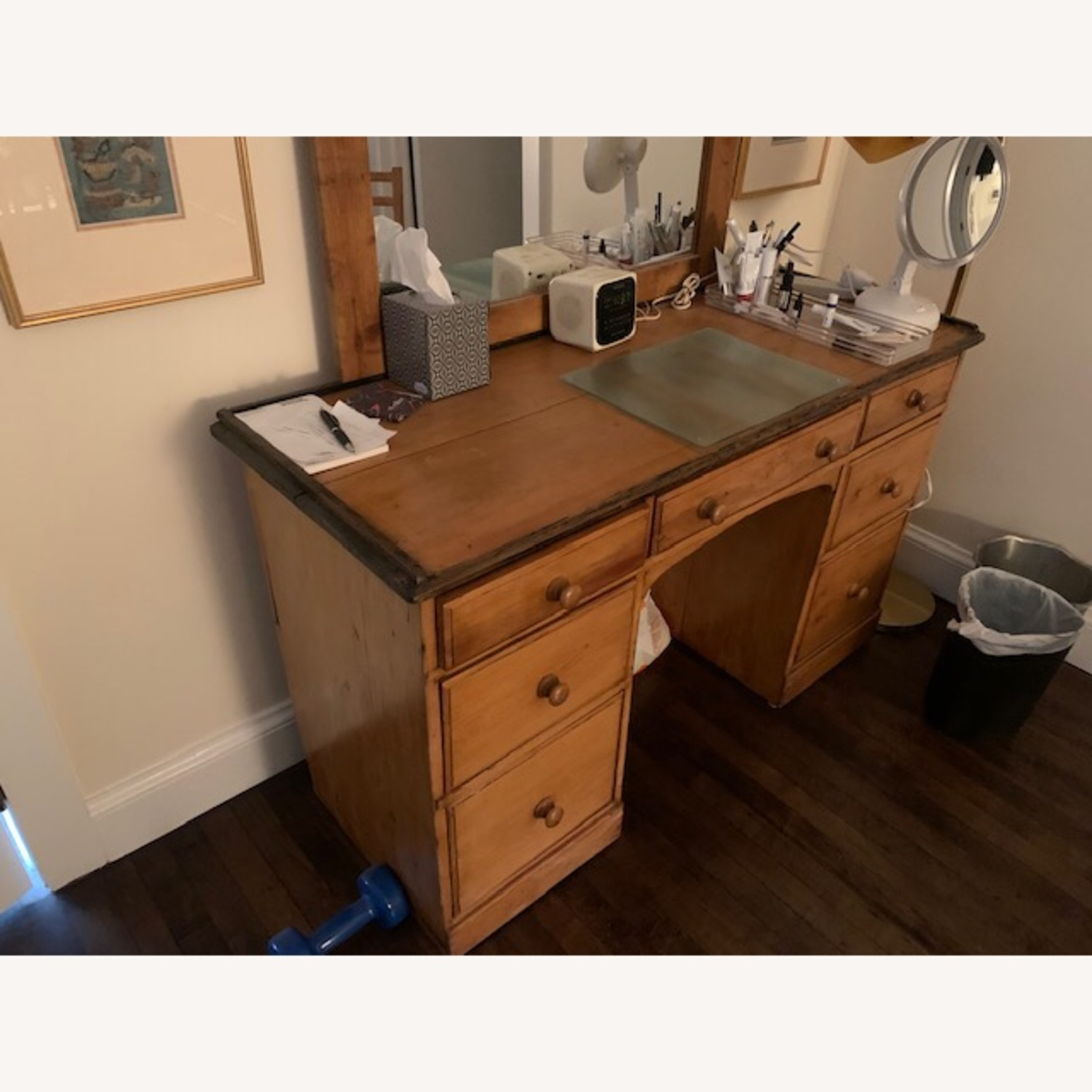 Antique Desk - image-5