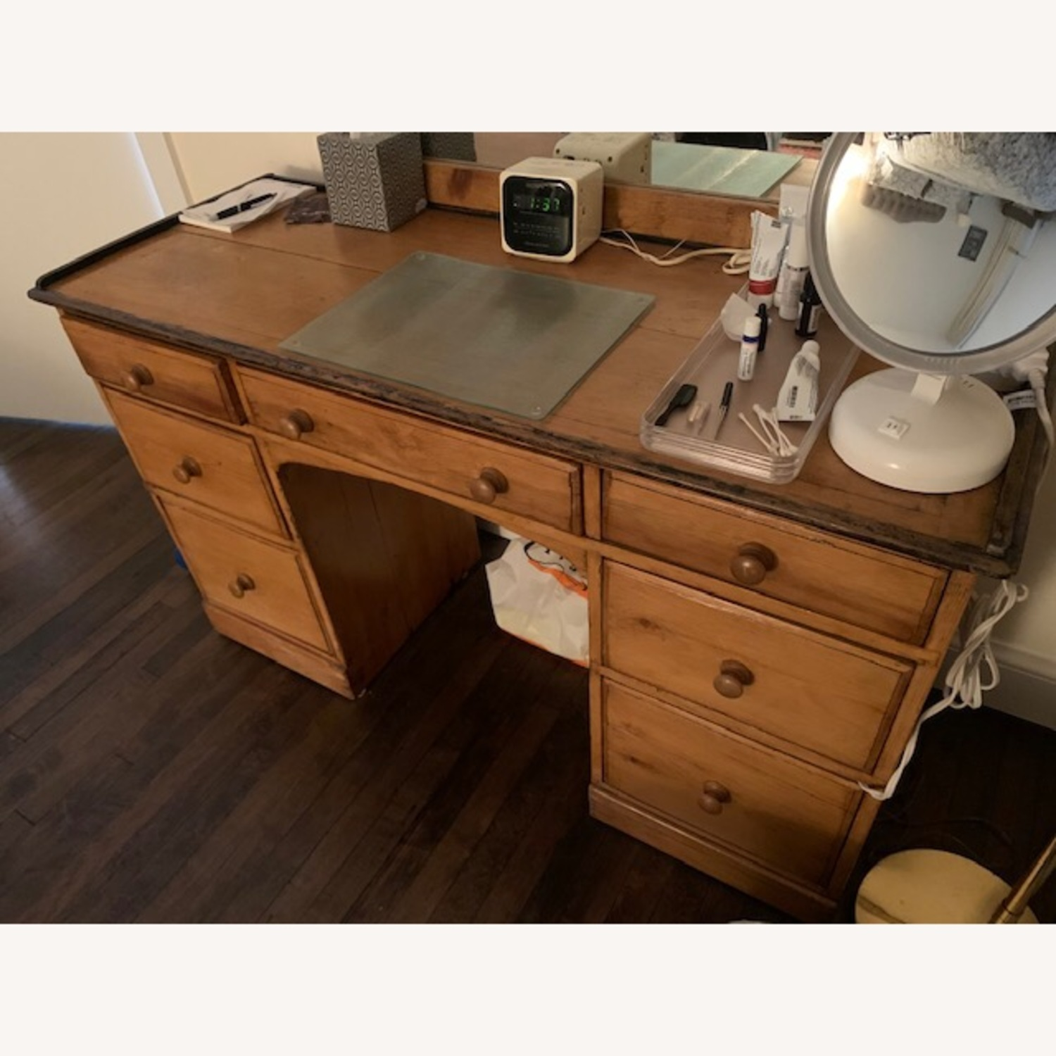 Antique Desk - image-3