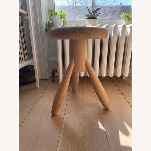 Used Baby Rocket Stool by Artek in Oak for sale on AptDeco