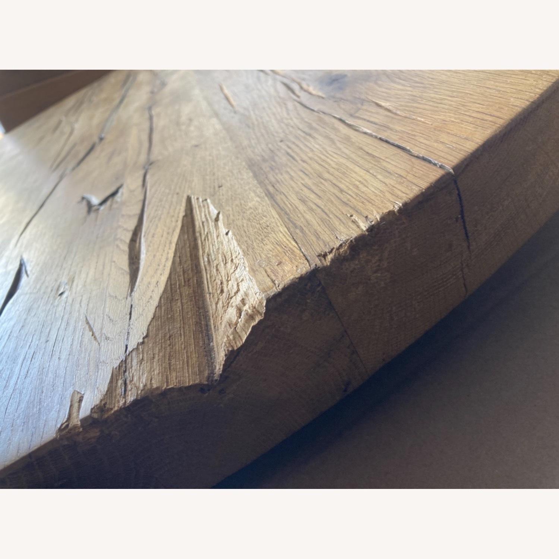 Restoration Hardware Reclaimed Russian Oak Table - image-17