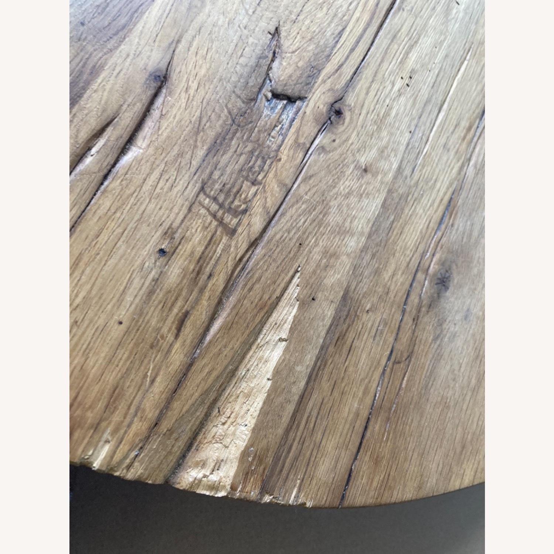 Restoration Hardware Reclaimed Russian Oak Table - image-16