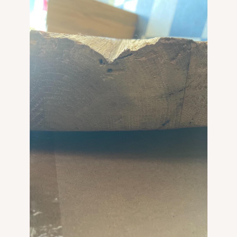 Restoration Hardware Reclaimed Russian Oak Table - image-18