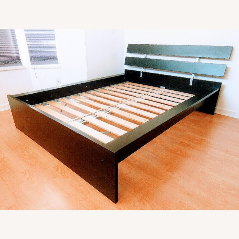 IKEA Full Size Bed - image-2