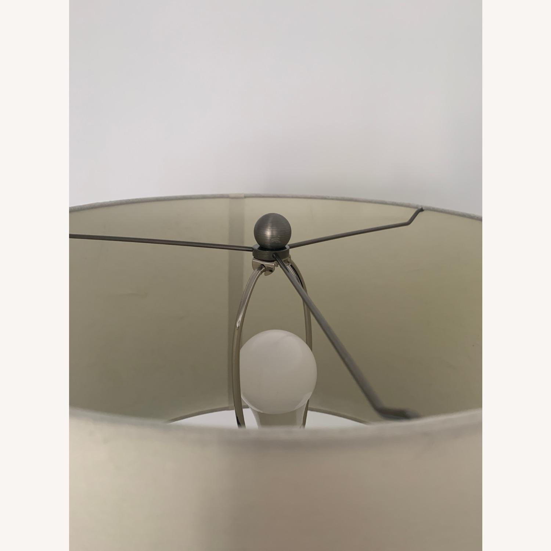 Pottery Barn Tripod Lamp - image-5