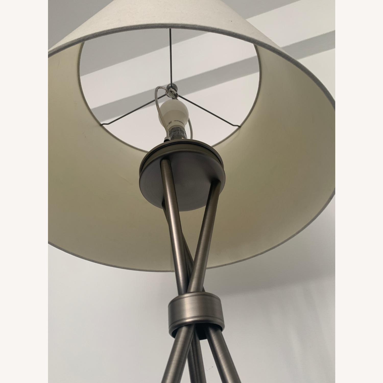 Pottery Barn Tripod Lamp - image-4