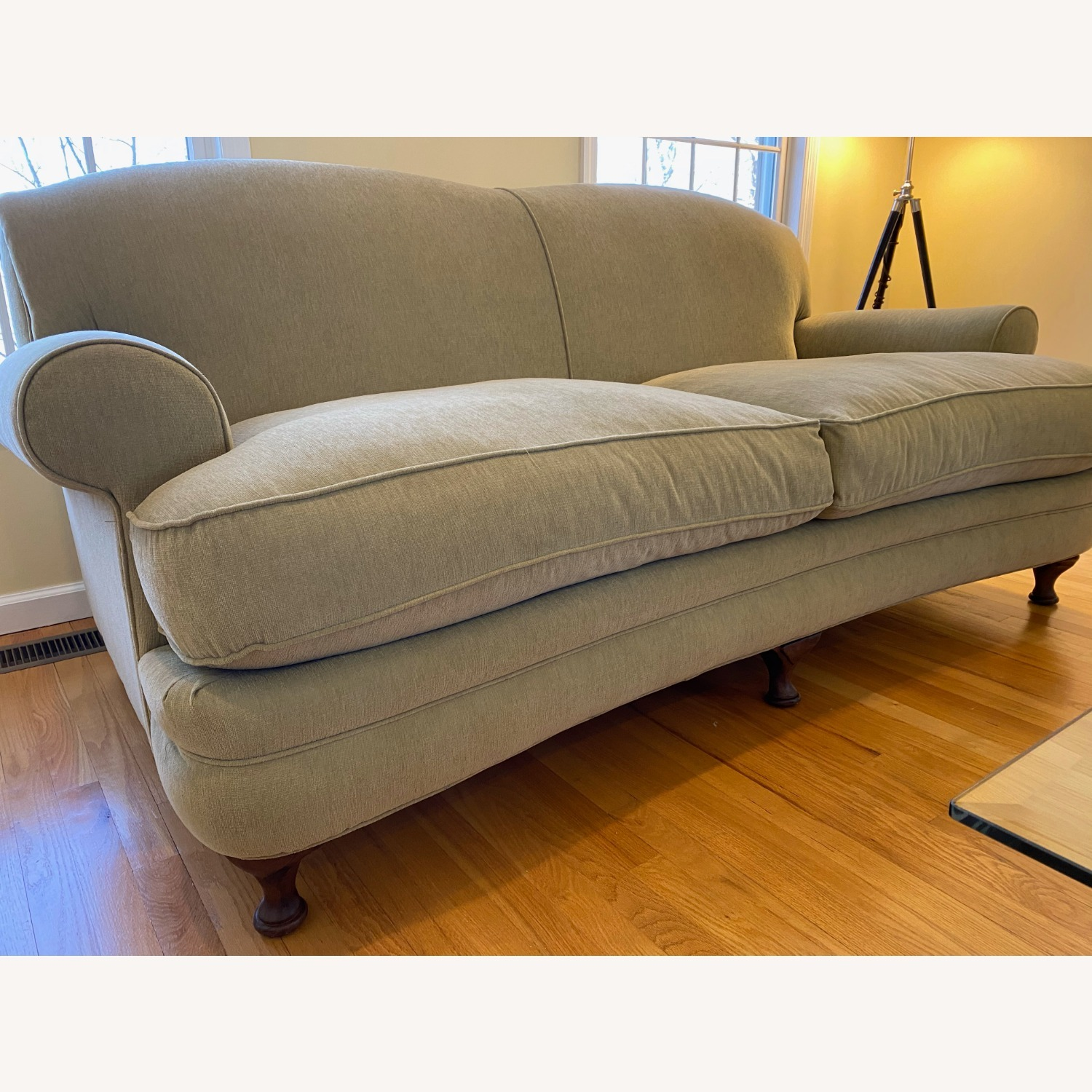 Town&Country Sage Green Couch - image-2