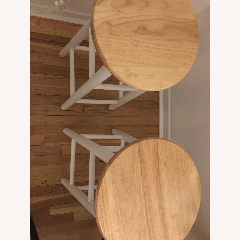Target Sturdy Wood Bar Stools - image-2