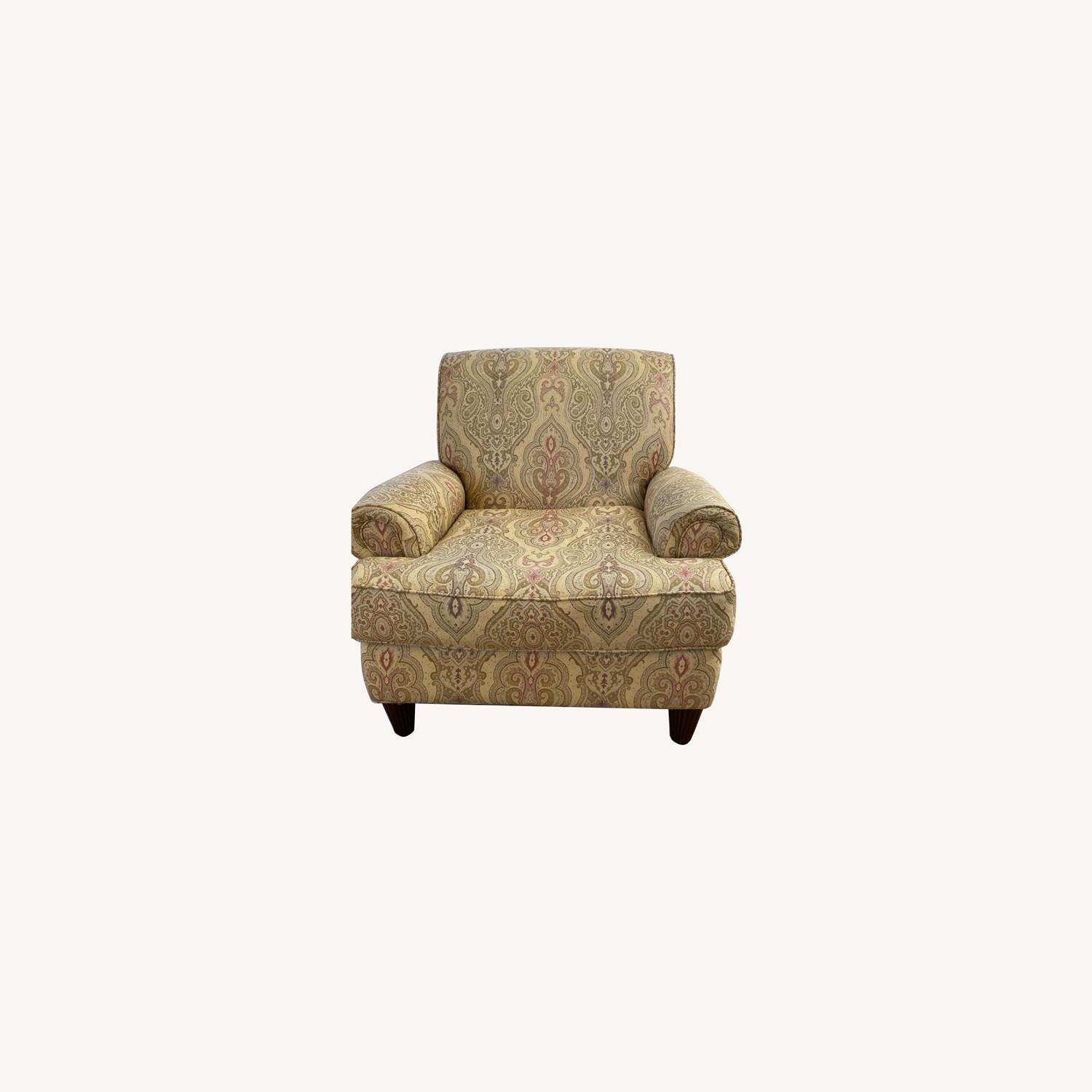 Rolled Armchair - image-0