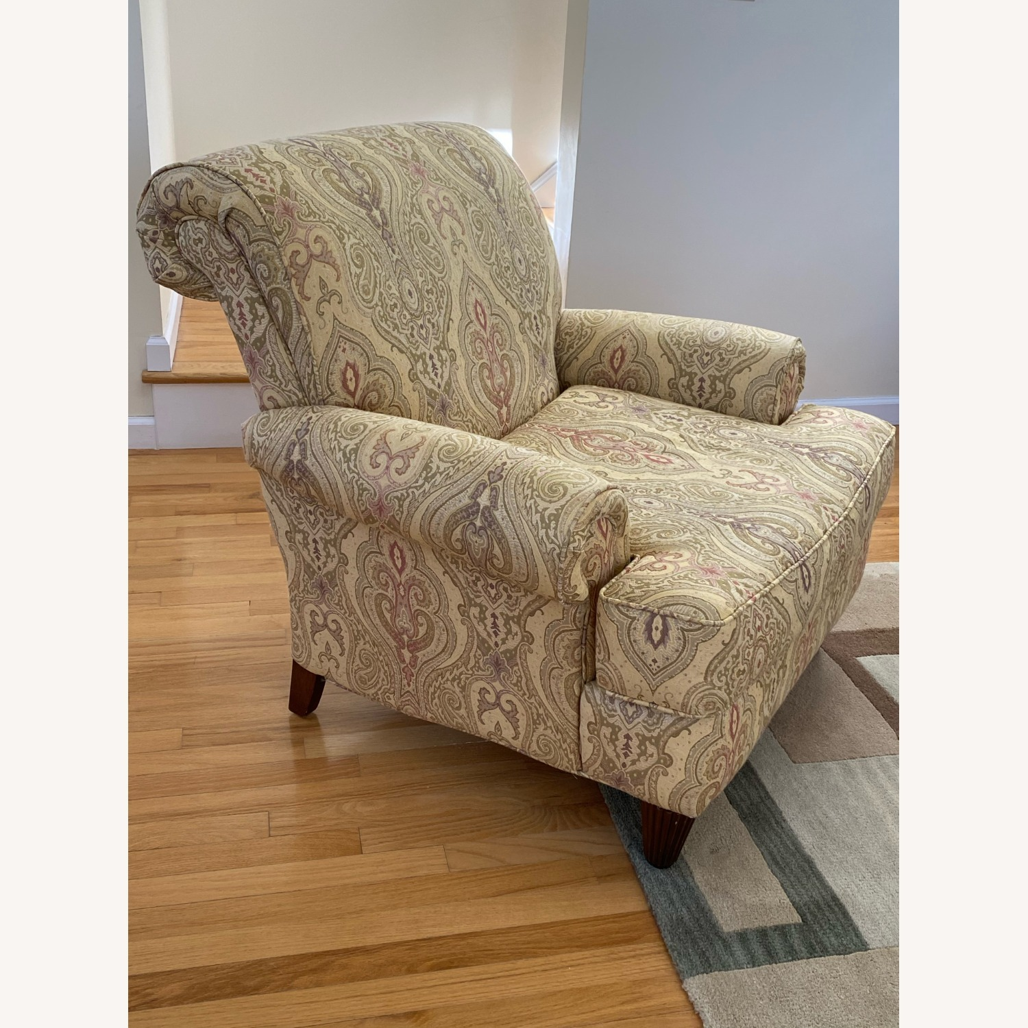 Rolled Armchair - image-2