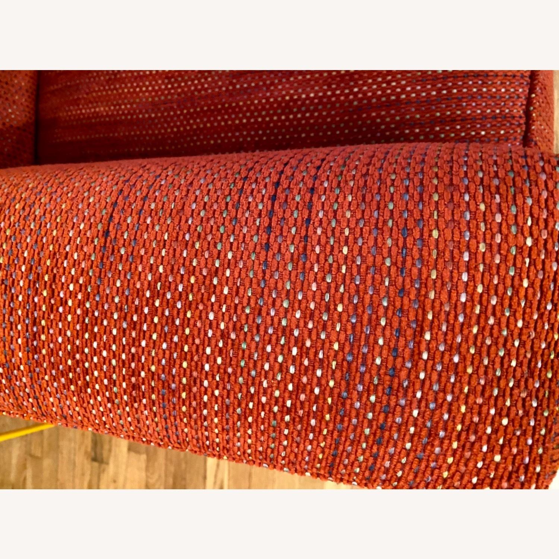 Ethan Allen Contemporary Goose Down Pillow Full Sleeper Sofa - image-4