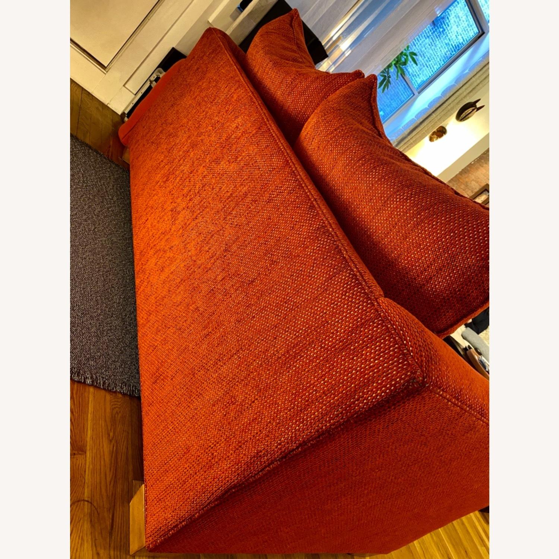 Ethan Allen Contemporary Goose Down Pillow Full Sleeper Sofa - image-2