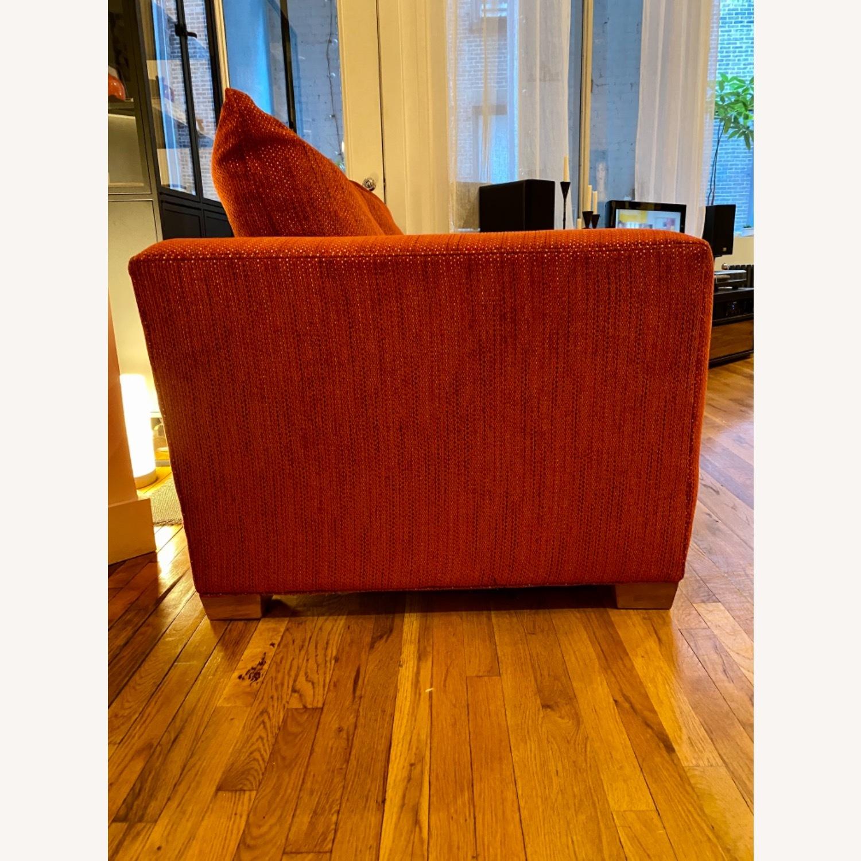 Ethan Allen Contemporary Goose Down Pillow Full Sleeper Sofa - image-3