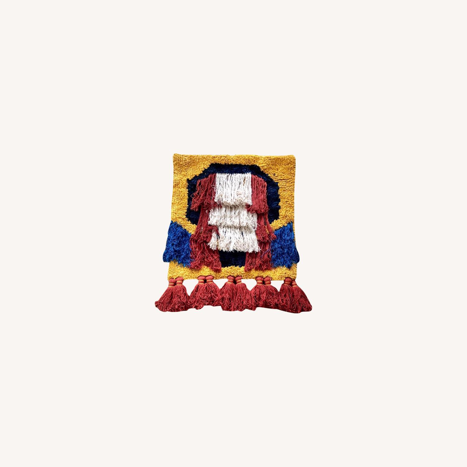 ABC Carpet and Home Woven Wall Hanging - image-0