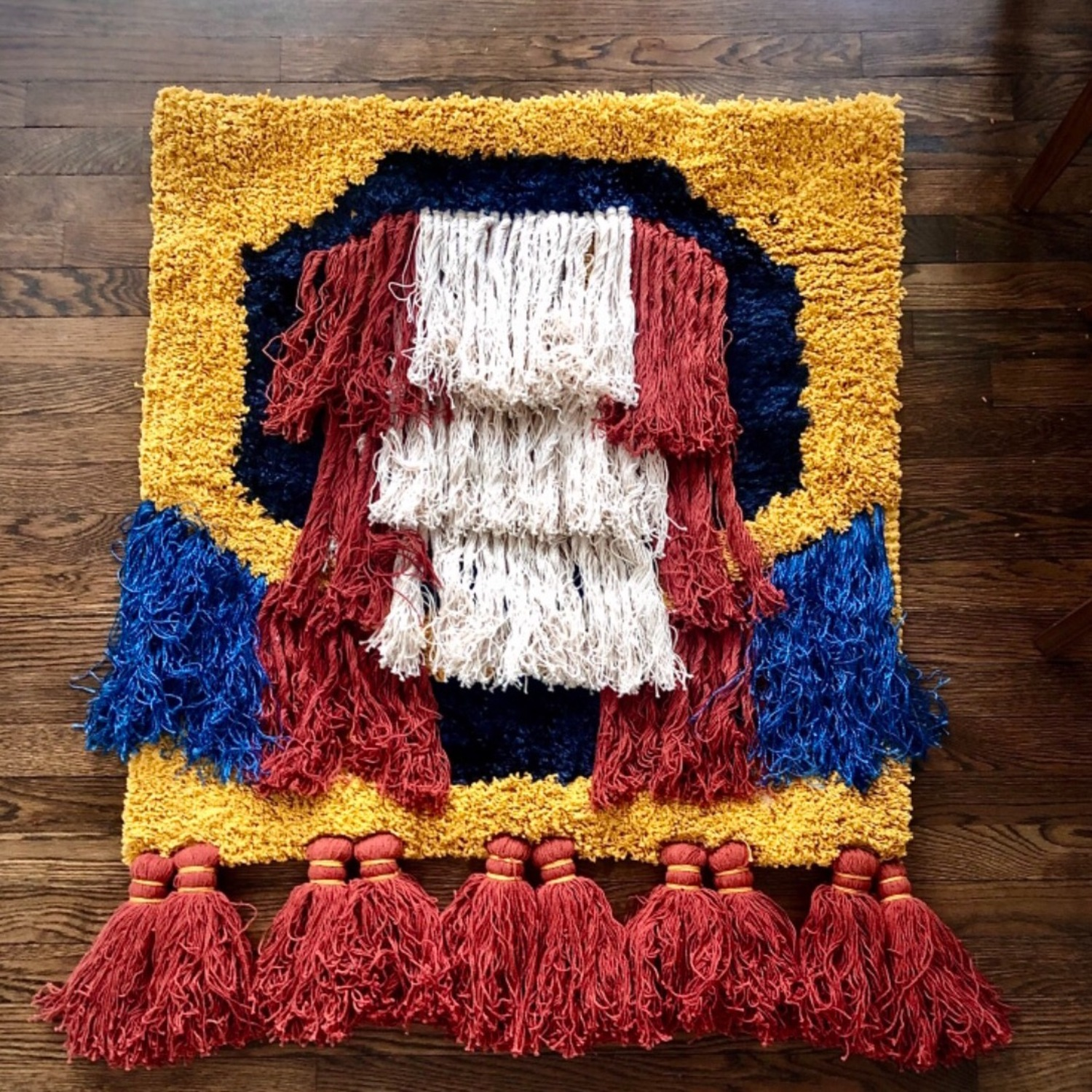 ABC Carpet and Home Woven Wall Hanging - image-2