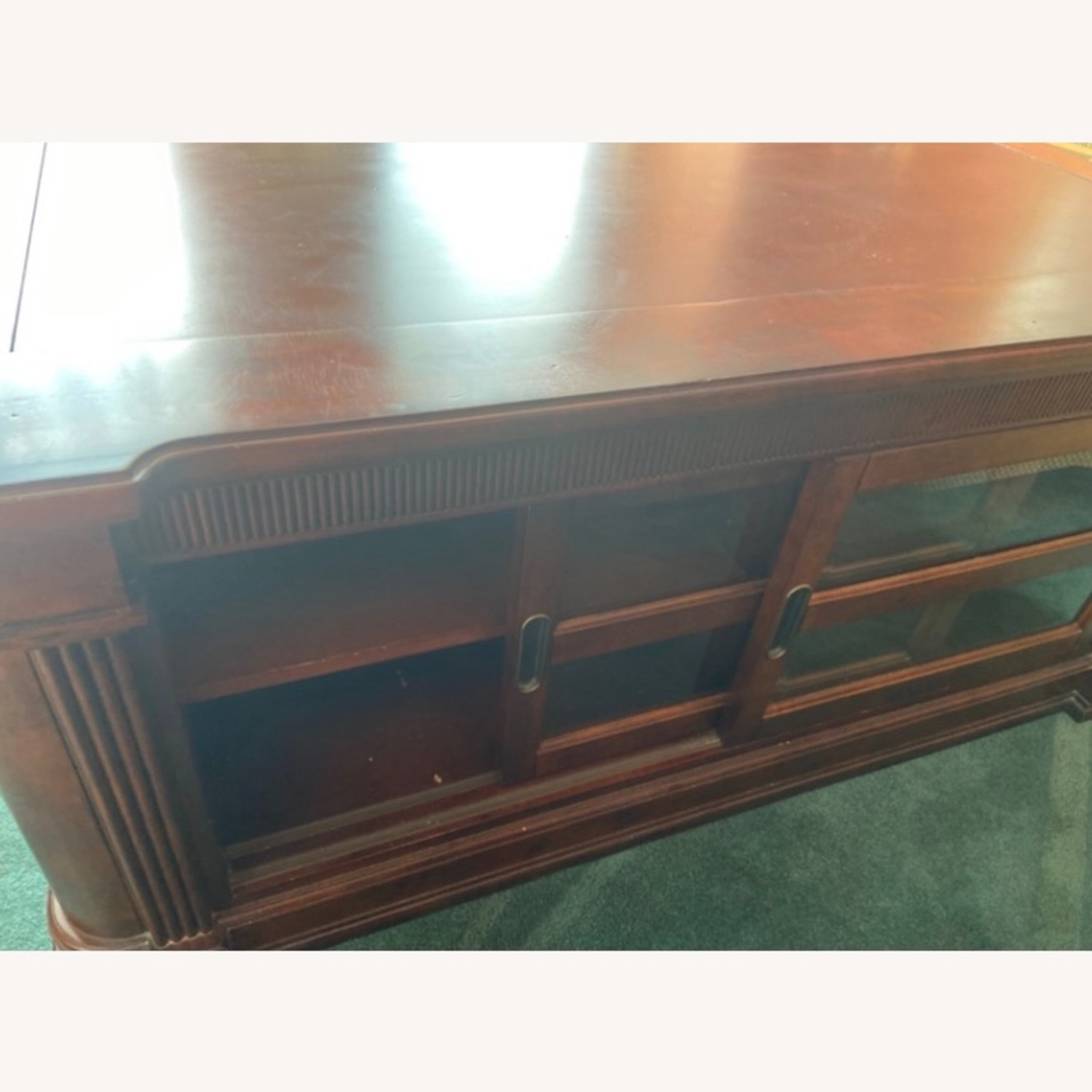 Basset John Elway Entertainment Center Wall Unit - image-4