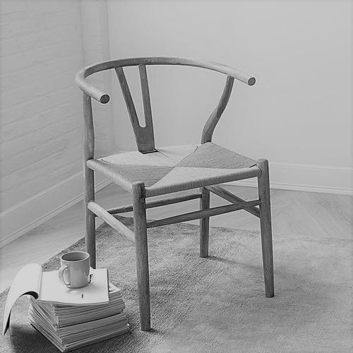 Used Bungalow 5 Designer Chair for sale on AptDeco