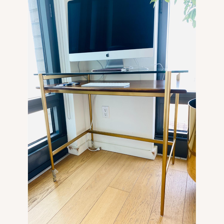 West Elm Mini Desk - image-1