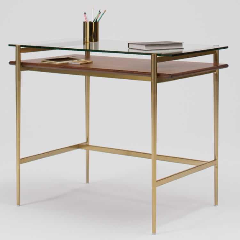 West Elm Mini Desk - image-4