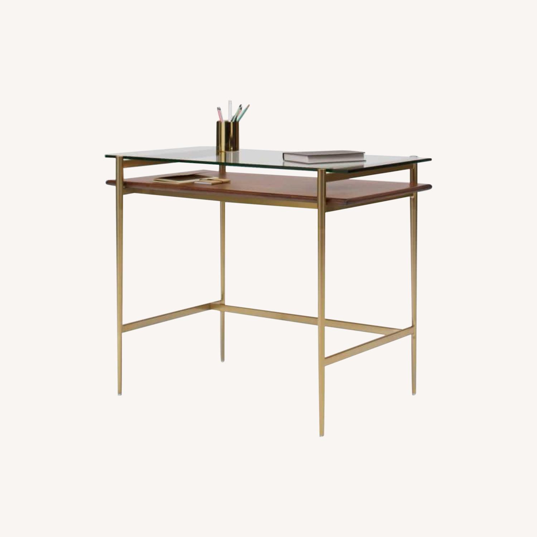 West Elm Mini Desk - image-0