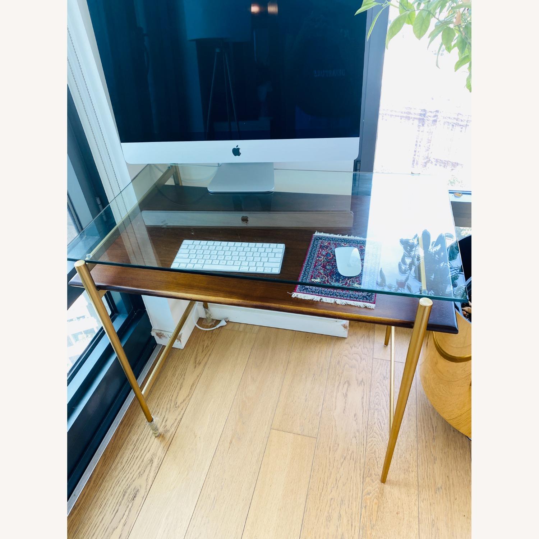 West Elm Mini Desk - image-2