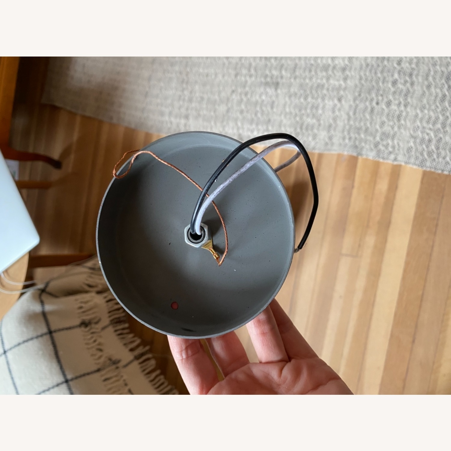 Replica Serge Mouille Library Lamp - image-4