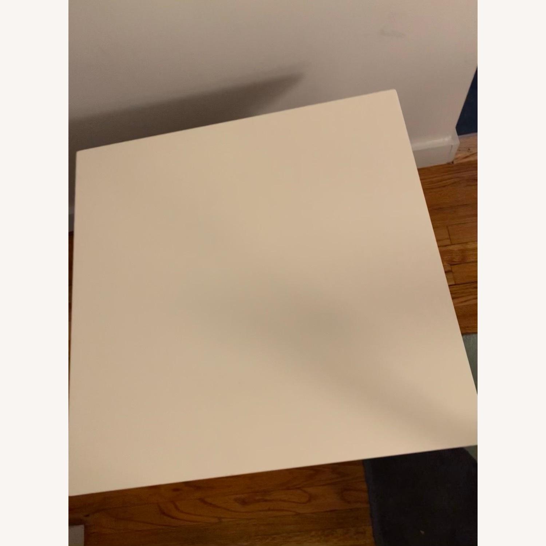 End Table White/Pecan/Parker - image-4