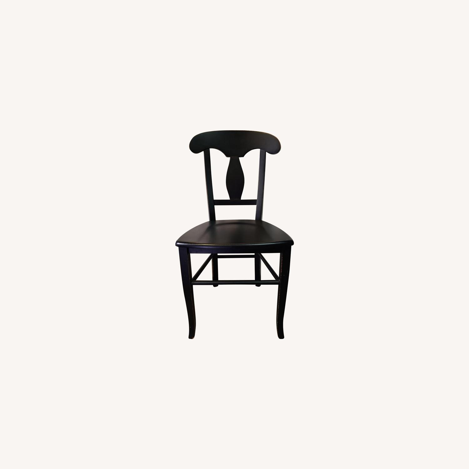 Target Black Accent Chairs - image-0
