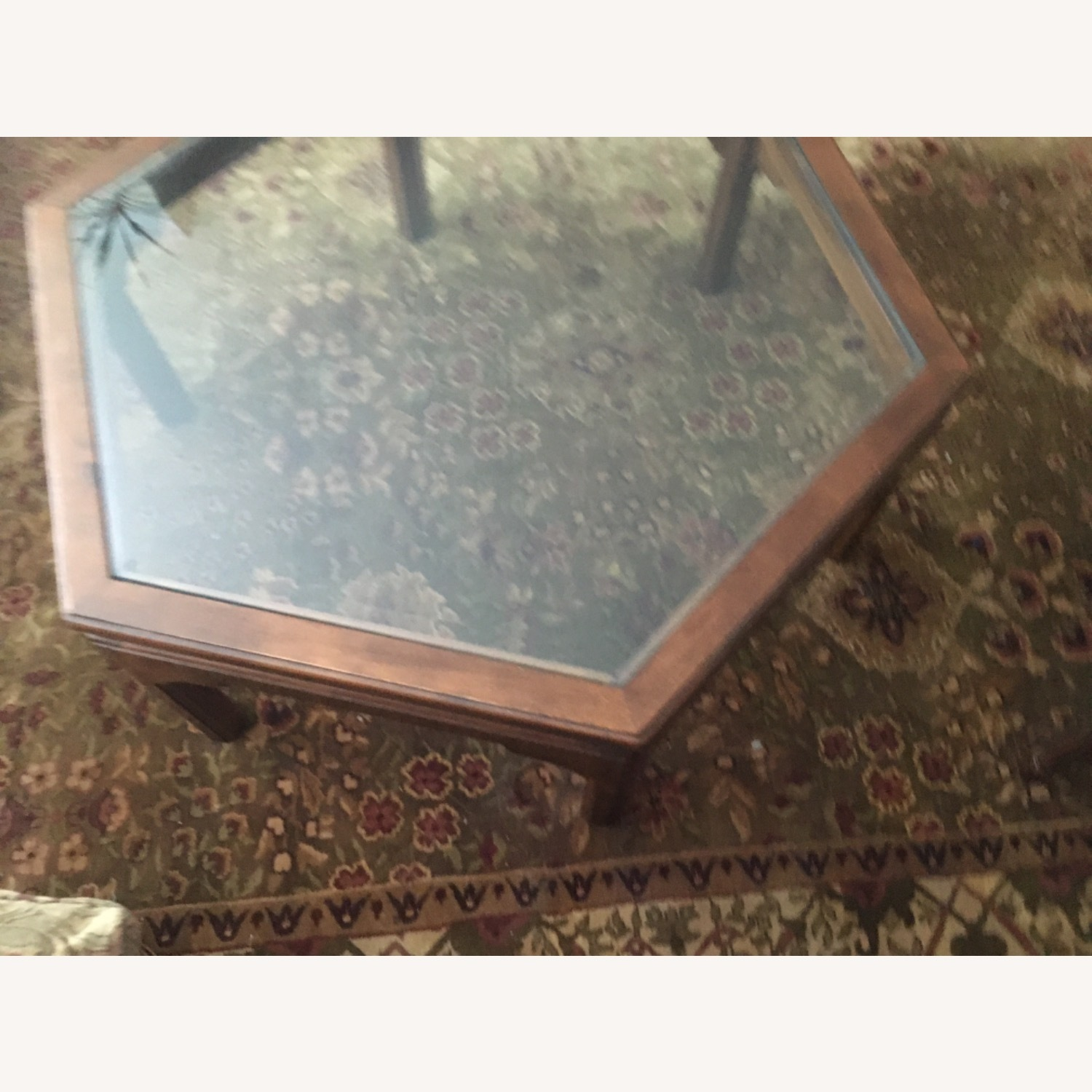 Ethan Allen Manor Collection Coffee Table - image-4