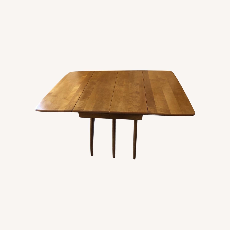 Heywood Wakefield Mid-Century Dinning Table - image-0