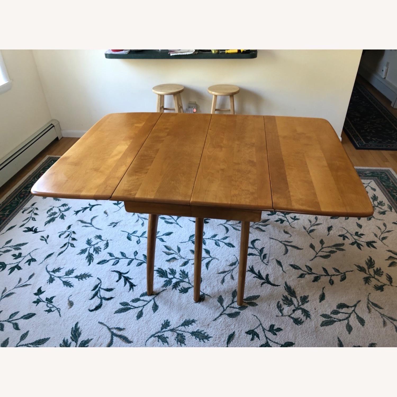 Heywood Wakefield Mid-Century Dinning Table - image-1